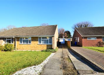 Thumbnail 2 bedroom semi-detached bungalow to rent in Blakes Ride, Yateley, Hampshire