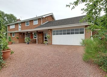 Thumbnail 4 bedroom detached house for sale in Sutton Acres, Little Hallingbury, Bishop's Stortford