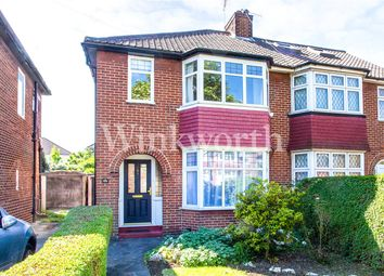 Thumbnail 3 bed property for sale in Cheviot Gardens, London