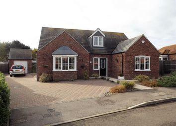 Thumbnail 3 bed bungalow for sale in Mill Close, Roughton Moor, Woodhall Spa