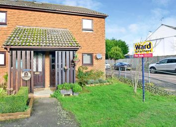 Thumbnail 2 bed terraced house for sale in The Forge, Five Oak Green, Tonbridge, Kent