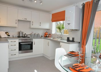 Thumbnail 3 bed semi-detached house for sale in The Galway, Blythe Street, Wombwell, Barnsley, South Yorkshire