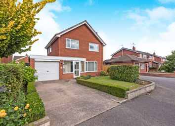 Thumbnail 3 bedroom detached house for sale in Yew Tree Road, Elkesley, Retford
