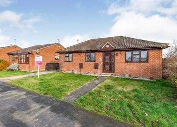 Thumbnail 2 bed detached bungalow for sale in Coniston Road, Askern, Doncaster