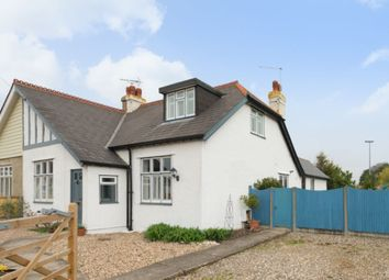 Thumbnail 4 bed semi-detached house for sale in Vale Road, Whitstable
