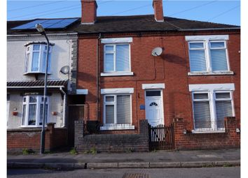 Thumbnail 2 bed terraced house for sale in Cross Street, Nuneaton