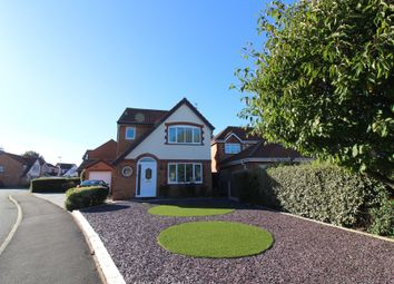 Thumbnail 3 bed detached house for sale in Champagne Avenue, Cleveleys, Lancashire