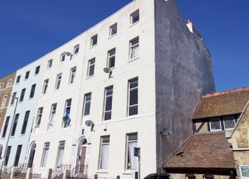 Thumbnail 3 bed flat to rent in Union Crescent, Margate
