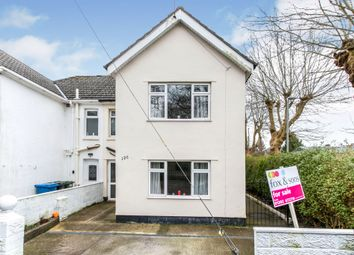 3 bed semi-detached house for sale in Uppleby Road, Parkstone, Poole BH12