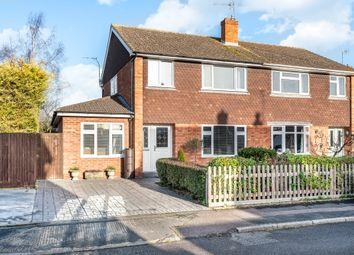 Thumbnail 4 bed semi-detached house for sale in Marriotts Way, Haddenham, Aylesbury