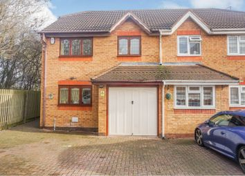 3 bed semi-detached house for sale in Sandhurst Close, Northampton NN4