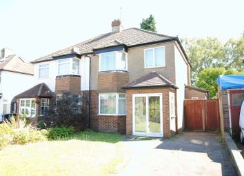 Thumbnail 3 bed semi-detached house for sale in Tollers Lane, Old Coulsdon, Surrey