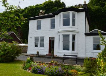 Thumbnail 4 bed detached house for sale in St. Clair, 18, Craigmore Road, Rothesay, Isle Of Bute