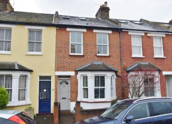 Thumbnail 3 bedroom terraced house for sale in Victor Road, Teddington