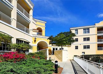 Thumbnail 3 bed town house for sale in 14021 Bellagio Way #211, Osprey, Florida, 34229, United States Of America