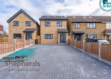 Thumbnail 4 bed detached house for sale in Quendon Drive, Waltham Abbey, Essex