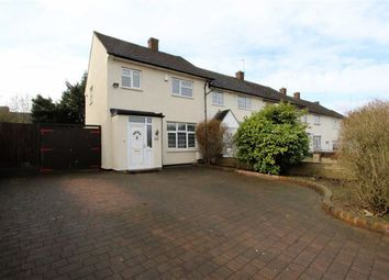 Thumbnail 3 bed end terrace house for sale in Willingale Road, Loughton, Essex