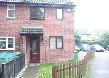 Thumbnail 2 bed end terrace house to rent in Westbury Close, Lower Bullingham, Hereford