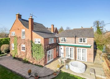 Thumbnail 5 bed property for sale in Baggrave End, Barsby, Leicester
