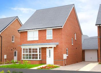 """Thumbnail 4 bedroom detached house for sale in """"Chesham"""" at Park Hall Road, Mansfield Woodhouse, Mansfield"""