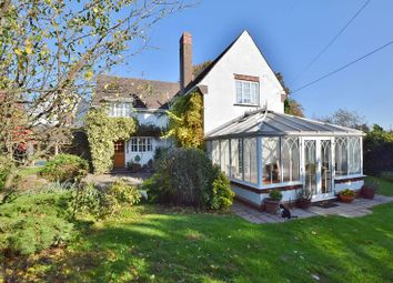 Thumbnail 6 bed detached house for sale in Fawley Chapel, Hererford