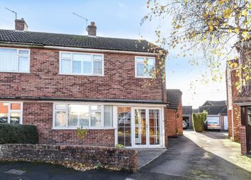 Thumbnail 3 bed semi-detached house for sale in Catherine Close, Radley