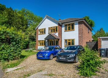 Thumbnail 4 bedroom detached house for sale in Vicarage Lane, Hertford, Herts
