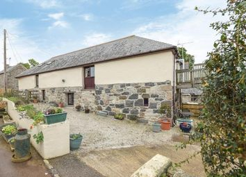 Thumbnail 4 bed equestrian property for sale in St. Stephen, St. Austell, Cornwall
