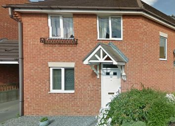 Thumbnail 3 bed semi-detached house for sale in Curlew Drive, Chippenham