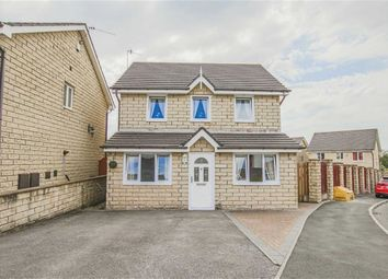 Thumbnail 3 bed detached house for sale in Pinewood Drive, Nelson, Lancashire