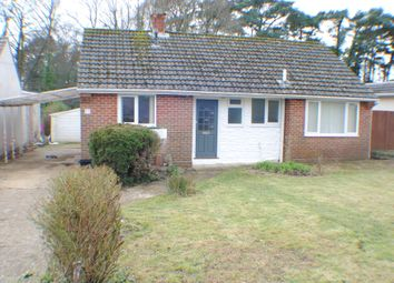 Thumbnail 2 bedroom detached bungalow to rent in Bransgore Gardens, Bransgore