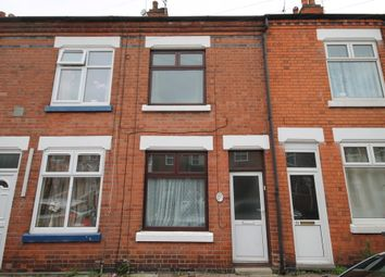 Thumbnail 3 bedroom terraced house for sale in Eastleigh Road, West End, Leicester