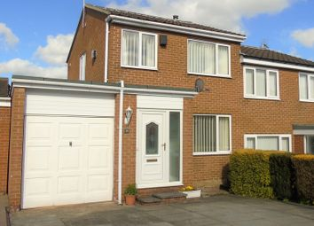 Thumbnail 2 bedroom semi-detached house for sale in Camberley Drive, Brandon, Durham