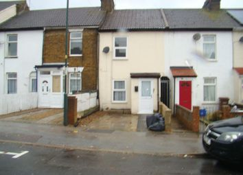 Thumbnail 3 bedroom terraced house to rent in Napier Road, Gillingham