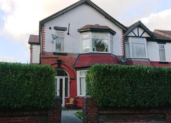 Thumbnail 1 bed flat to rent in 15 Albert Avenue, Manchester, Lancashire