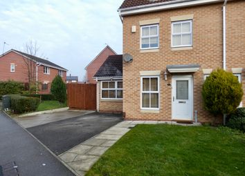 3 bed town house for sale in Tedder Road, York YO24