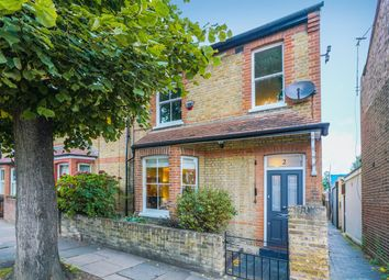 Salisbury Road, Ealing W13. 3 bed end terrace house