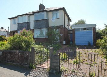 Thumbnail 3 bed semi-detached house for sale in 2 Holme Riggs Avenue, Penrith, Cumbria