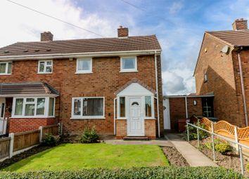 Thumbnail 2 bedroom semi-detached house for sale in Davenport Road, Wednesfield, Wolverhampton