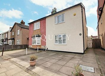 Thumbnail 3 bed end terrace house for sale in Riley Road, Enfield