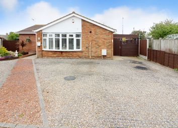 Thumbnail 3 bed detached bungalow for sale in Miriam Close, Caister-On-Sea, Great Yarmouth