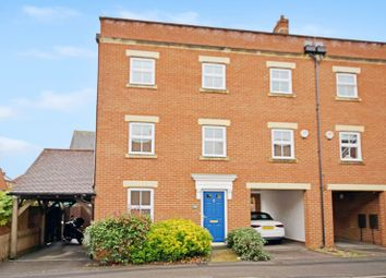 Thumbnail 4 bed semi-detached house for sale in Imperial Way, Ashford