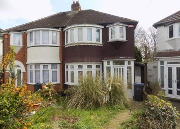 Thumbnail 3 bed semi-detached house for sale in Teddington Grove, Perry Barr, Birmingham