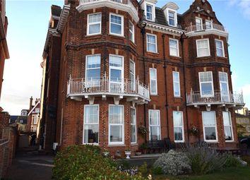 Thumbnail 1 bedroom flat for sale in Kirkley House, Kirkley Cliff Road, Lowestoft