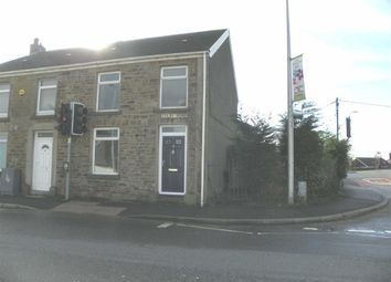Thumbnail 3 bed end terrace house for sale in Colby Road, Burry Port