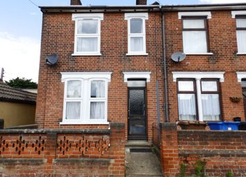 Thumbnail 3 bedroom end terrace house to rent in Hill House Road, Ipswich