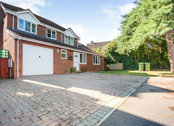 Thumbnail 5 bed detached house for sale in The Retreat, Highworth, Swindon