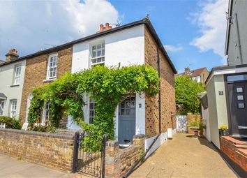 Thumbnail 2 bed end terrace house for sale in New Road, Leigh On Sea, Essex