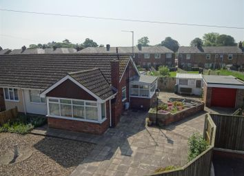 Thumbnail 2 bed semi-detached bungalow for sale in Meadowfield, Sleaford