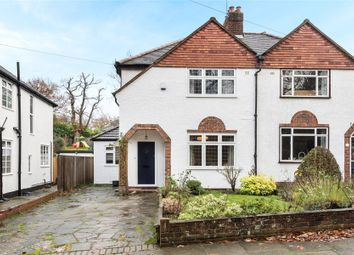 Thumbnail 3 bed semi-detached house for sale in Rowan Walk, Bromley